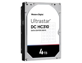 Western Digital Ultrastar DC HC310 4TB SAS 12Gb/s