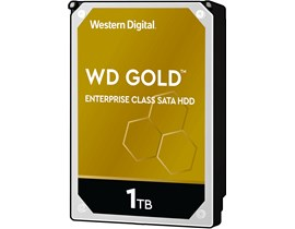 "Western Digital Gold 1TB SATA III 3.5"" HDD"