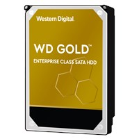 Western Digital Gold 4TB SATA III 3.5 Hard Drive - 7200RPM, 256MB