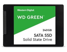 "Western Digital Green 240GB 2.5"" SATA III SSD"