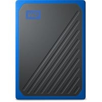 Western Digital My Passport Go 2TB Mobile External Solid State