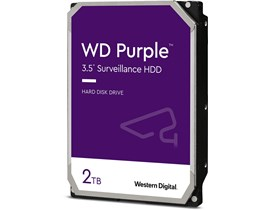"Western Digital Purple 2TB SATA III 3.5"" HDD"