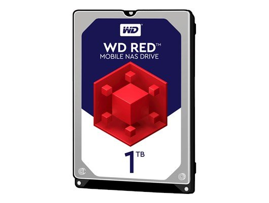 Western Digital Red Mobile 1TB SATA III 2.5""
