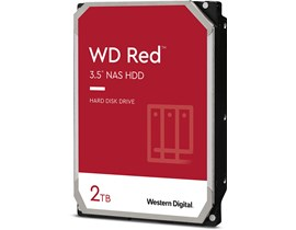 "Western Digital Red 2TB SATA III 3.5"" HDD"