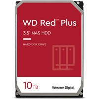 Western Digital Red 10TB SATA III 3.5 Hard Drive - 5400RPM, 256MB