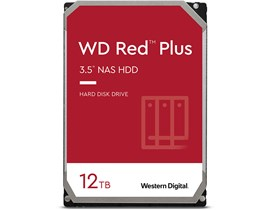 "Western Digital Red Plus 12TB SATA III 3.5"" HDD"