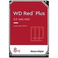 Western Digital Red Plus 8TB SATA III 3.5 Hard Drive - 5400RPM