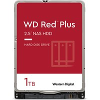 Western Digital Red Plus 1TB SATA III 2.5 Hard Drive - 5400RPM