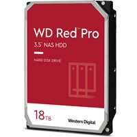Western Digital Red Pro 18TB SATA III 3.5 Hard Drive - 7200RPM