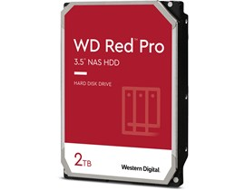 "Western Digital Red Pro 2TB SATA III 3.5"" HDD"