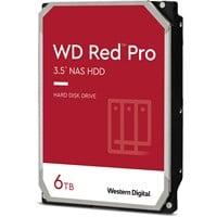 Western Digital Red Pro 6TB SATA III 3.5 Hard Drive - 7200RPM