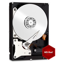 "WD Red 4TB SATA III 3.5"" Hard Drive"