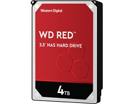 "Western Digital Red 4TB SATA III 3.5"" HDD"