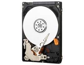 "Western Digital AV 320GB SATA II 2.5"" Hard Drive"