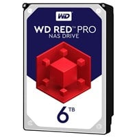 WD Red Pro (6TB) 7200rpm SATA Internal Hard Drive *Open Box*