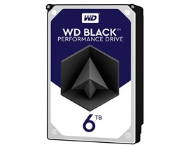 "Western Digital Black 6TB SATA III 3.5"" Hard Drive"
