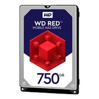 Western Digital Red Mobile 750GB SATA III 2.5 Hard Drive - 16MB