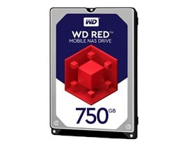 Western Digital Red Mobile 750GB SATA III 2.5""