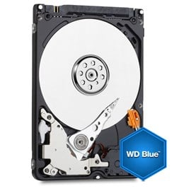 WD Blue 2TB (5400rpm) SATA 8MB 2.5 inch 15mm Mobile Hard Drive (Internal) *Open Box*