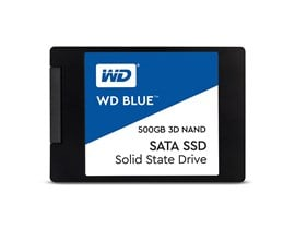 "Western Digital Blue 3D NAND 500GB 2.5"" SATA III"