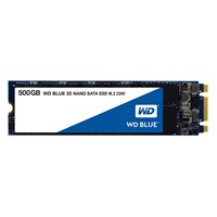 Western Digital Blue 3D NAND M.2-2280 500GB
