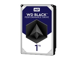 Western Digital Black Desktop 1TB SATA III 3.5""
