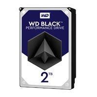 Western Digital Black Desktop 2TB SATA III 3.5 Hard Drive - 64MB