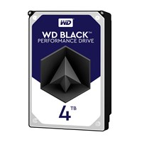 Western Digital Black (4TB) 7200rpm SATA III Internal Hard Disk Drive *Open Box*