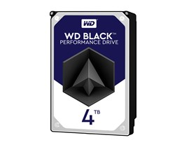 "Western Digital Black 4TB SATA III 3.5"" Hard Drive"