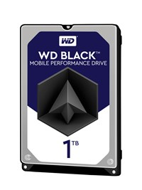 Western Digital Black Mobile 1TB SATA III 2.5 Hard Drive - 7200RPM