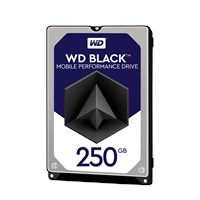 Western Digital Black Mobile 250GB SATA III 2.5 Hard Drive - 32MB