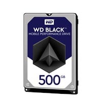 Western Digital Black Mobile 500GB SATA III 2.5 Hard Drive - 32MB