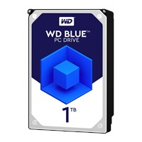 Western Digital Blue 1TB SATA III 3.5 Hard Drive - 7200RPM, 64MB