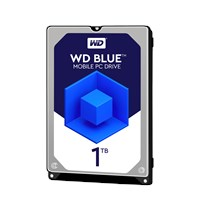 Western Digital Blue Mobile 1TB SATA II 2.5 Hard Drive - 5400RPM
