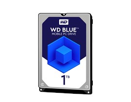 Western Digital Blue Mobile 1TB SATA II 2.5""