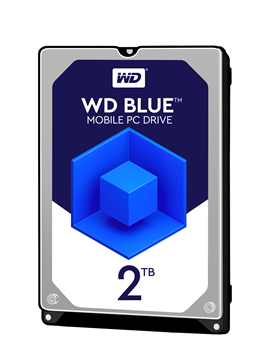 Western Digital Blue Mobile 2TB SATA III 2.5""