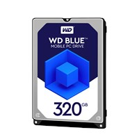 Western Digital Blue Mobile 320GB SATA III 2.5 Hard Drive - 16MB