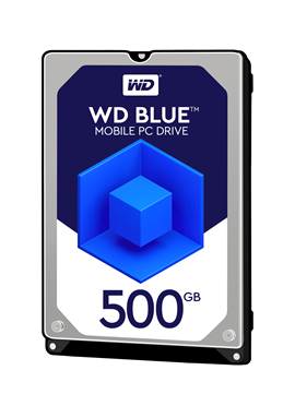 Western Digital Blue Mobile 500GB SATA III 2.5""