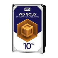 Western Digital Gold 10TB SATA III 3.5 Hard Drive - 7200RPM, 128MB