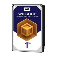 Western Digital Gold 1TB SATA III 3.5 Hard Drive - 7200RPM, 128MB