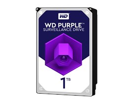 Western Digital Purple Surveillance 1TB SATA III