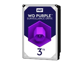 Western Digital Purple Surveillance 3TB SATA III