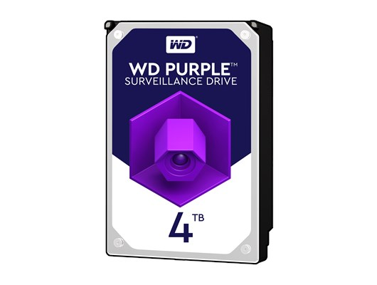 Western Digital Purple Surveillance 4TB SATA III