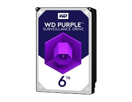 Western Digital Purple Surveillance 6TB SATA III