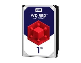 "Western Digital Red 1TB SATA III 3.5"" HDD"