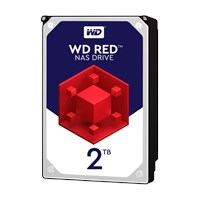 Western Digital Red 2TB SATA III 3.5 Hard Drive - IntelliPower