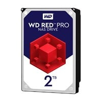 Western Digital Red Pro 2TB SATA III 3.5 Hard Drive - 7200RPM