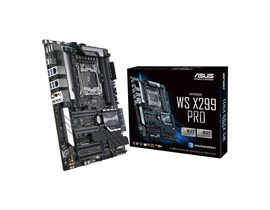 ASUS WS X299 PRO Intel Socket 2066 Motherboard