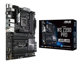 ASUS WS Z390 PRO Intel Socket 1151 Motherboard