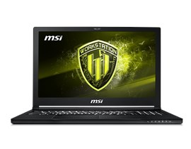 "MSI WS63 8SL 15.6"" 32GB 2TB Core i7 Workstation"